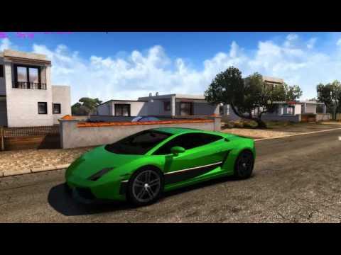 Test Drive Unlimited 2 - Lamborghini Gallardo LP560 Coupè Mod