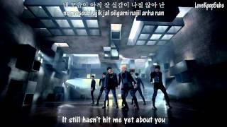 BtoB - Insane MV [English subs + Romanization + Hangul] HD