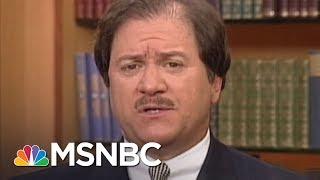 As Legal Team Withers, President Trump Adds Cable News Legal Pundits | Rachel Maddow | MSNBC