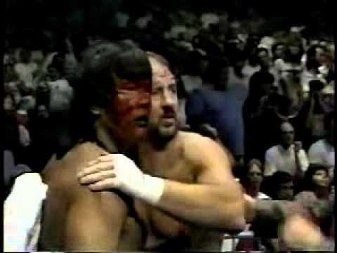 PH 9/1/89- Sting vs Muta- Part 1