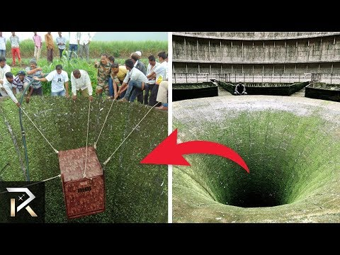 Bizarre Discoveries In The AMAZON That Scientist Can t Explain