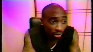 (12.19.1995) MTV Jams Interview - 2Pac Interview (The Temptations Video)