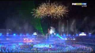 ICC Cricket 2011 World Cup -- Opening Ceremony-Jitbe abar jitbe cricket.flv