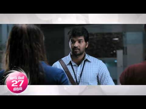 Raja Rani Dialogue Spot | Jai and Nayanthara