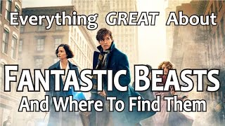 Everything GREAT About Fantastic Beasts and Where to Find Them!