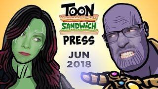 Sandwich Press - June 2018