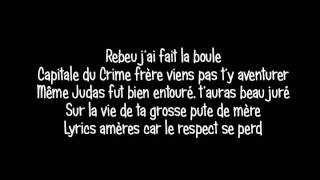 La fouine - VNTM.com Ft. DJ Khaled + Lyrics (Capital du crime 3) 2011