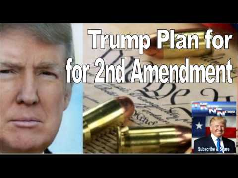 watch Trump Releases His Plan for 2nd Amendment… Leaves Millions Furious