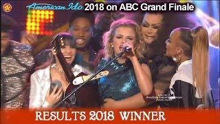 Maddie Poppe  American Idol 2018  Winner REVEALED American Idol 2018 Grand Finale Winner RESULTS