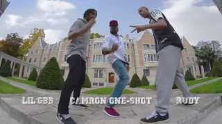 Dancehall freestyle, Camron One-Shot, Lil GBB, Rudy