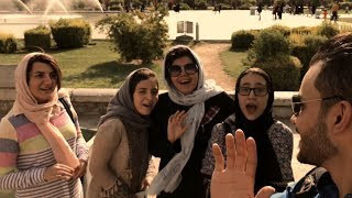 فلوق رحلتي الى ايران 😱🔥شوفو شنو صار
