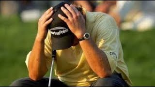 The Worst Golf Chokes and Collapses, pt 1