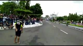 Road race Kebumen 3-4 Desember 2016 MP4 Lokal Kares | Pertarungan Ronny S, Irvan R & Rahmat Wibowo