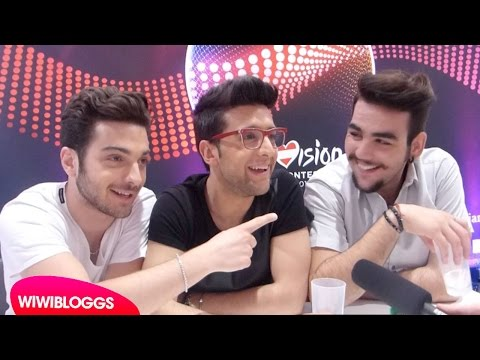 """Interview: Il Volo (Italy) on Eurovision 2015, """"Grande Amore"""" and women   wiwibloggs"""