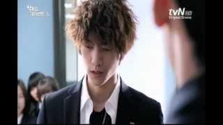 Shut Up Flower Boy Band MV - Wake Up (Seong Joon)