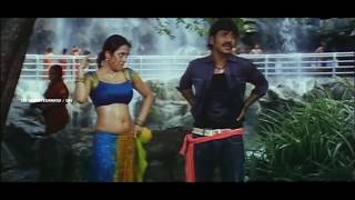 Raghava Lawrence Massage To Meenakshi Love Scene || Rajadhi Raja Movie