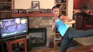 2Minutes- Turbo Jam- Kick, Punch, and Dance with Chalene Jonhson