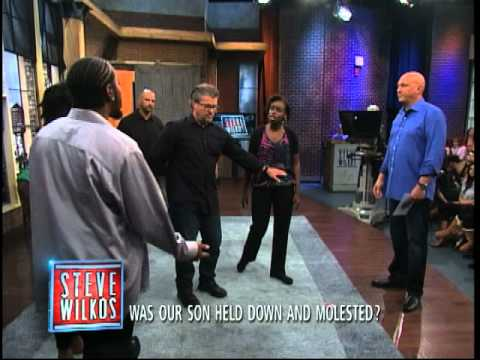 Xxx Mp4 Was Our Son Held Down And Molested The Steve Wilkos Show 3gp Sex