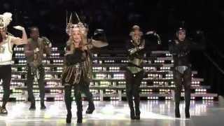 Madonna Nicki Minaj  M.I.A  Super Bowl Medley  2012 HD BEST QUALITY