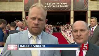 Grand Ole Opry Honors Desert Storm Vets