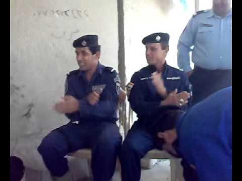 الشرطة في خدمة ام القيمر تحشيش حصريا من علي السفير