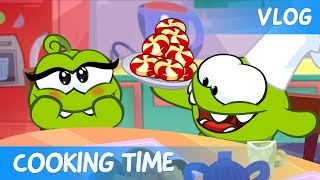 Om Nom Stories: Video Blog - Cooking Time (Cut the Rope)