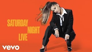 Ariana Grande - Dangerous Woman (Live On SNL)