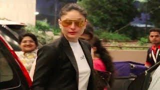 Kareena Kapoor Khan SWAG Airport Look