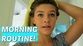 GET READY WITH ME MORNING ROUTINE BACK TO SCHOOL EDITION!