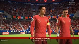 Match 35 - Group B: Iran v Portugal