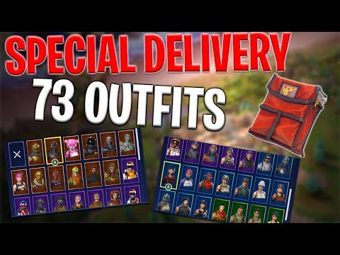 Xxx Mp4 Special Delivery Back Bling On 73 Outfits Tomatohead Fortnite Cosmetics 3gp Sex