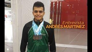 Entrevista a ANDRES MARTINEZ | Vamos a Pacific Rim 2018