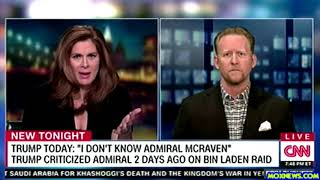 Navy Seal Who Participated In Osama Bin Laden Assassination Raid Responds To President Trump