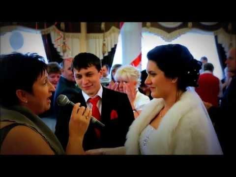 Музыкальное поздравление мамы на свадьбе дочери
