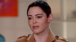 Rose McGowan describes alleged rape by Harvey Weinstein: Nightline Part 1