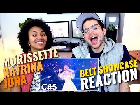 Morissette x Katrina x Jona | LIVE VOCAL SHOWCASE | REACTION