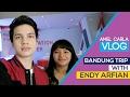 Download Video MEL VLOG - BANDUNG TRIP WITH ENDY ARFIAN!! 3GP MP4 FLV