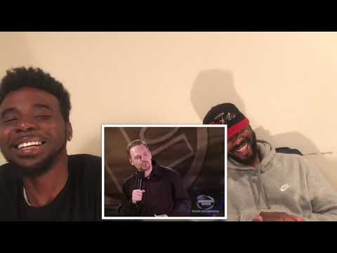 Bill Burr How You Know The N Word Is Coming Reaction