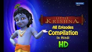Little Krishna | Compilation - All Episodes