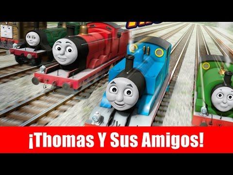 Thomas y sus amigos ¡Chú chú Juego de carrera