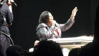 Kim Burrell jazzy Praise Break at the 104th Holy Convocation