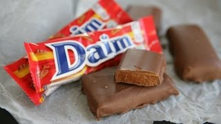 Daim Bar Recipe