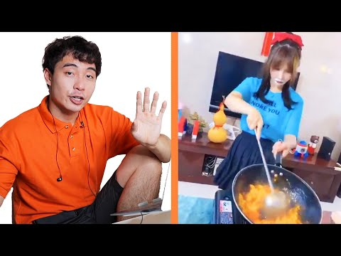 Uncle Roger LOVE this Crazy Chinese Cooking Video