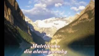 Misy fonenako any ankoatra -Mansion over the hilltop- [ A  Randrianaivoson]