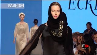ECKETT COUTURE 4th Arab Fashion Week Ready Couture & Resort 2018 - Fashion Channel