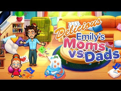 Xxx Mp4 DELICIOUS EMILY S MOMS VS DADS • 02 Totales Chaos Let S Play 3gp Sex