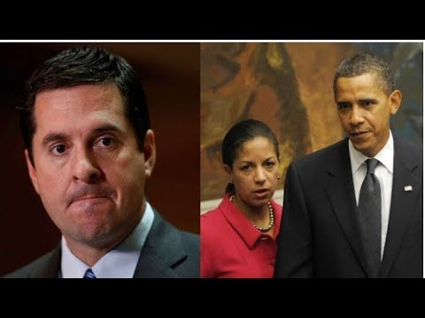 Xxx Mp4 BOMBSHELL NUNES REVEALS THE OBAMA UNMASKING SCANDAL IS MUCH WORSE THAN PREVIOUSLY BELEIVED 3gp Sex