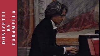 Donizetti: Larghetto in do maggiore (for piano solo)