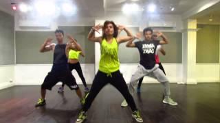 Bollywood Obsession@Zumba Convention:Vele Vele- by ZIN™  Kuldeep & ZES™ Sucheta Pal