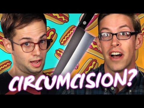 Dudes Knife Battle Over Circumcision • Debatable Throwdown